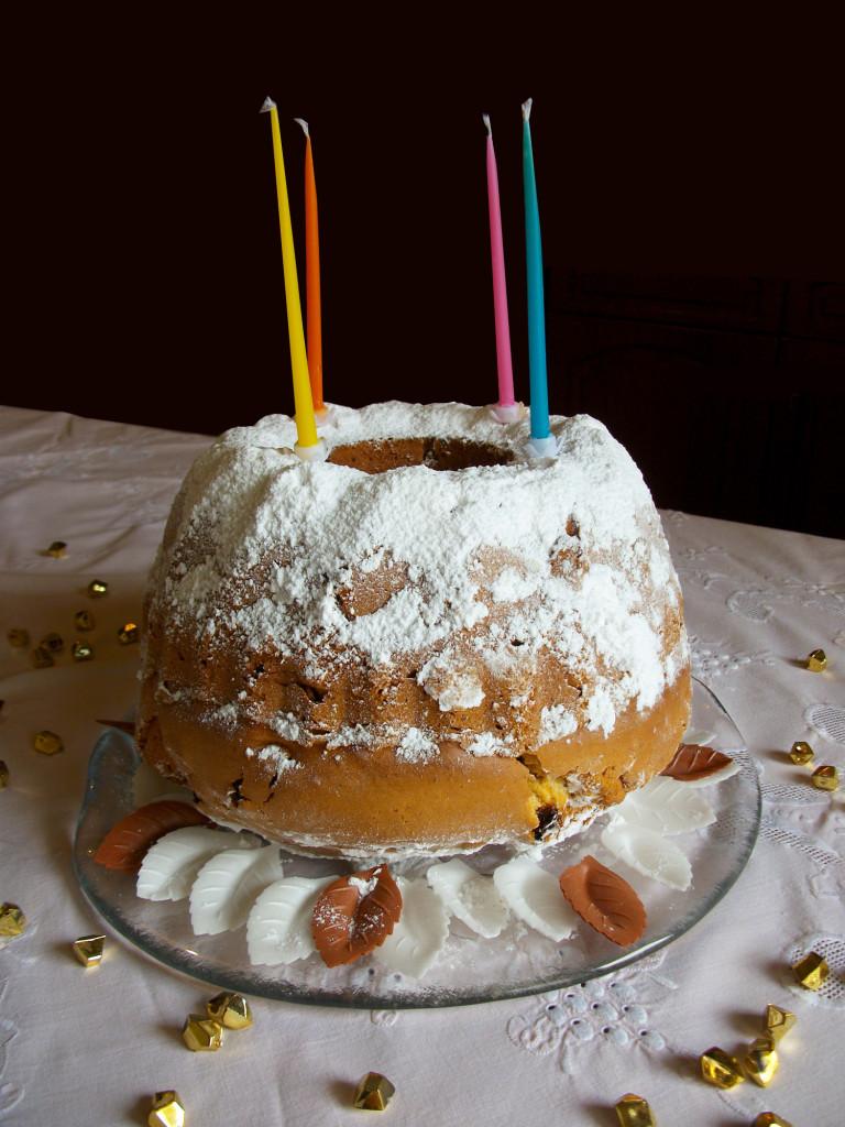 lenafusion Kugelhopf cake