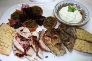 χοιρινό με πατζάρια lenafusion.gr