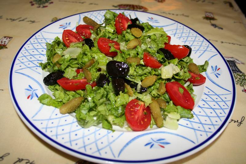 thasos salad lenafusion.gr