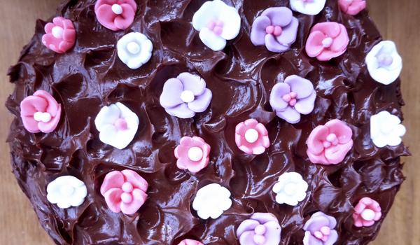 Η τούρτα σοκολάτα